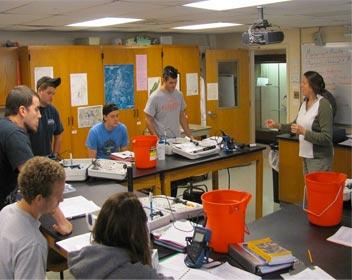 Water Monitoring Class
